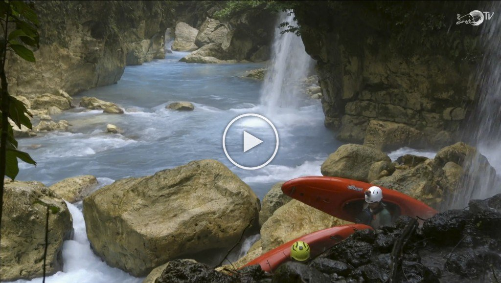 kayaking video of red bull first decent in Papua New Guinea