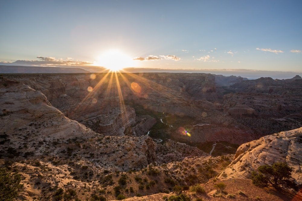 little-grand-canyon-sunrise